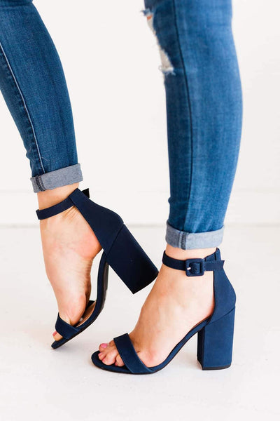 IRIS NAVY - FYShoes