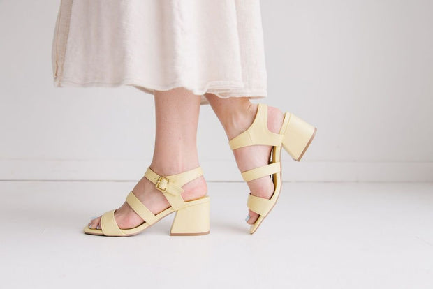 KATEN-15 LIGHT YELLOW - FYShoes