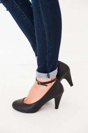 KIMMY-32C BLACK - FYShoes