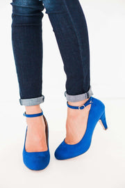 KIMMY-32C BLUE - FYShoes
