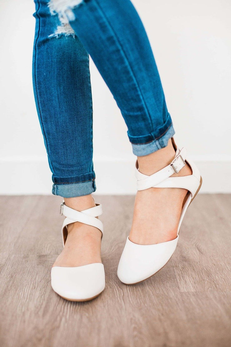 KINER WHITE - FYShoes