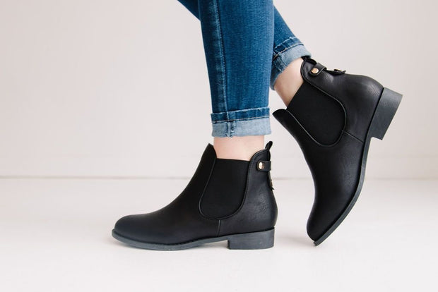 LA-6 BLACK - FYShoes
