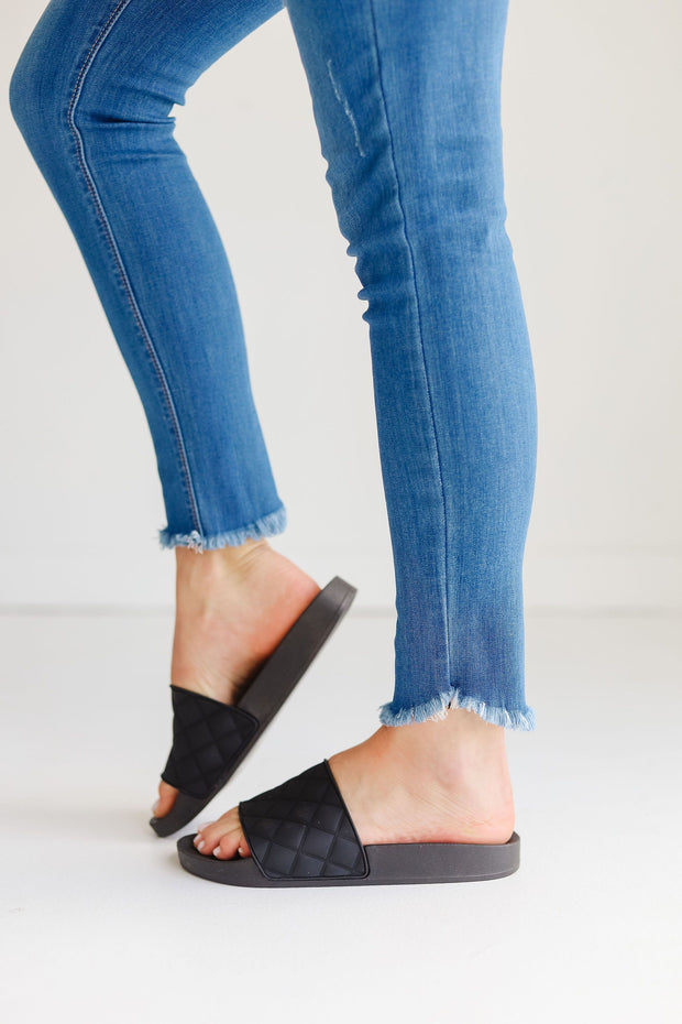 LINDY-11 BLACK - FYShoes