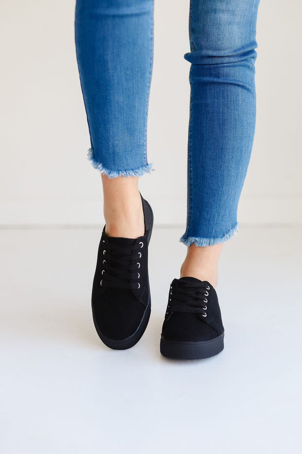 LOUISA-01S BLACK-BLACK - FYShoes