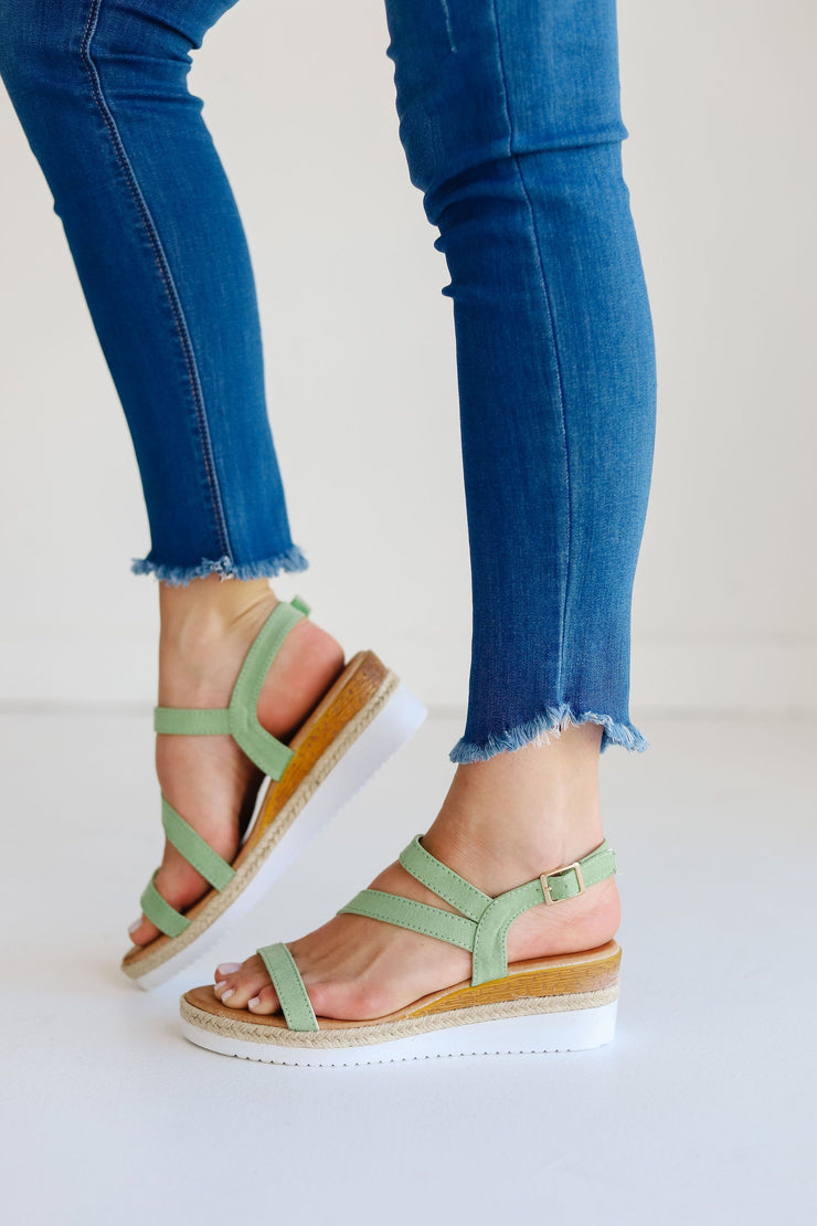 LUCY-03 MINT - FYShoes
