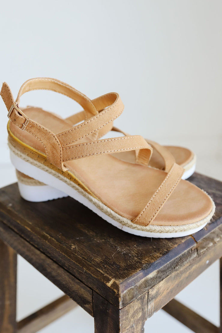 LUCY-03 TAN - FYShoes