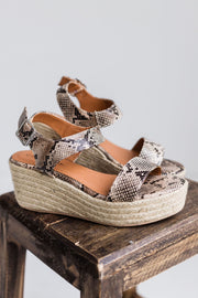 LUTHOR NATURAL PYTHON - FYShoes