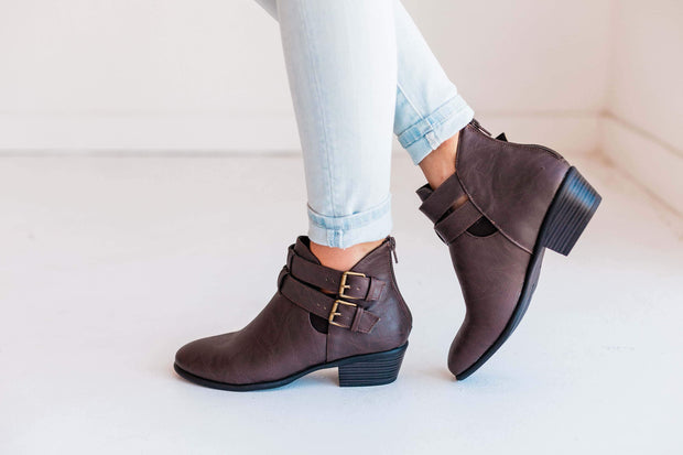 MANNY-152 BROWN - FYShoes