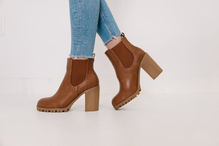 MICHI-72 TAN - FYShoes