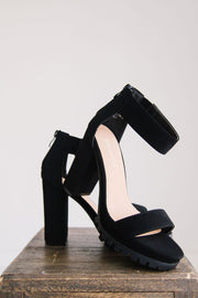 MILLIE-1 BLACK - FYShoes