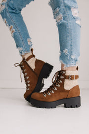 OBORO RUSSET WHISKEY BROWN - FYShoes