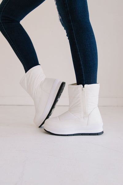 OLAF-03 WHITE - FYShoes