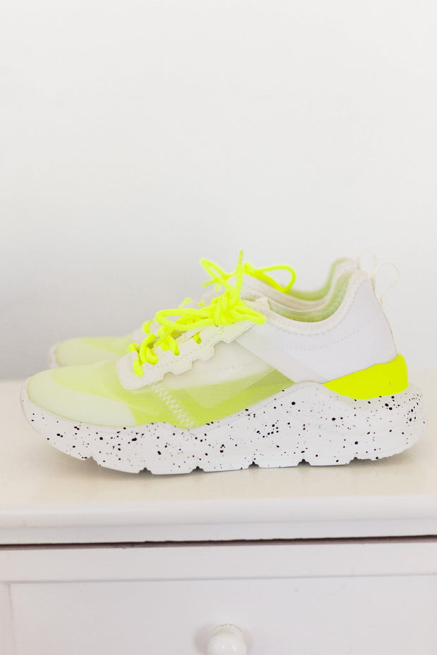 ONORA-01 YELLOW NEON - FYShoes
