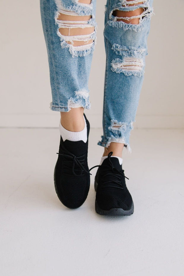 PACO-01 BLACK - FYShoes