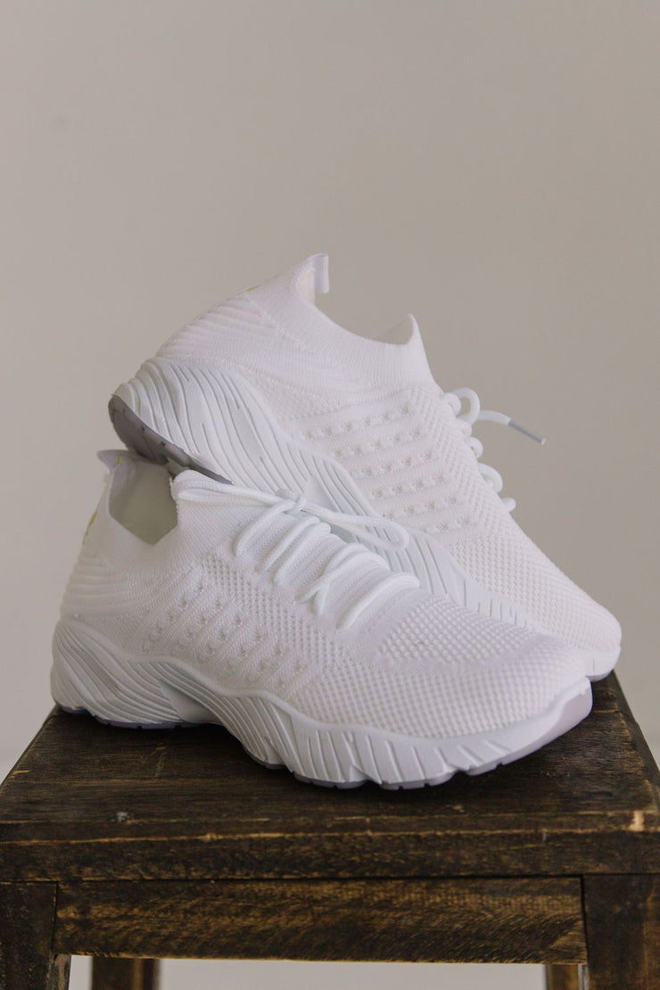 PACO-01 WHITE - FYShoes