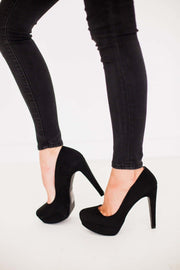 PITRI-01 BLACK - FYShoes