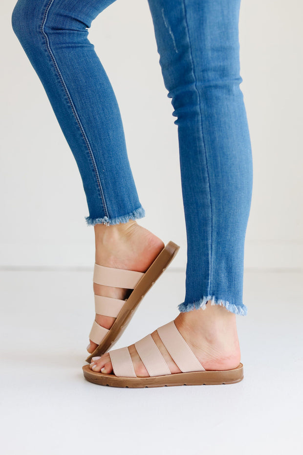 POLABUR-10 NUDE - FYShoes