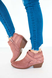 PORTIA BLUSH - FYShoes