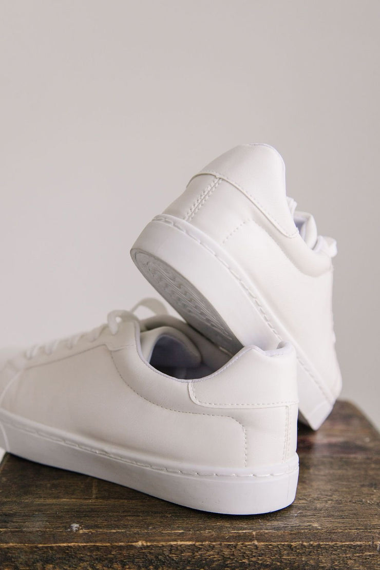 POWER-03 WHITE - FYShoes