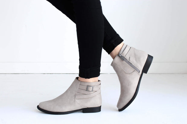 PRIMETIME-35 GREY - FYShoes