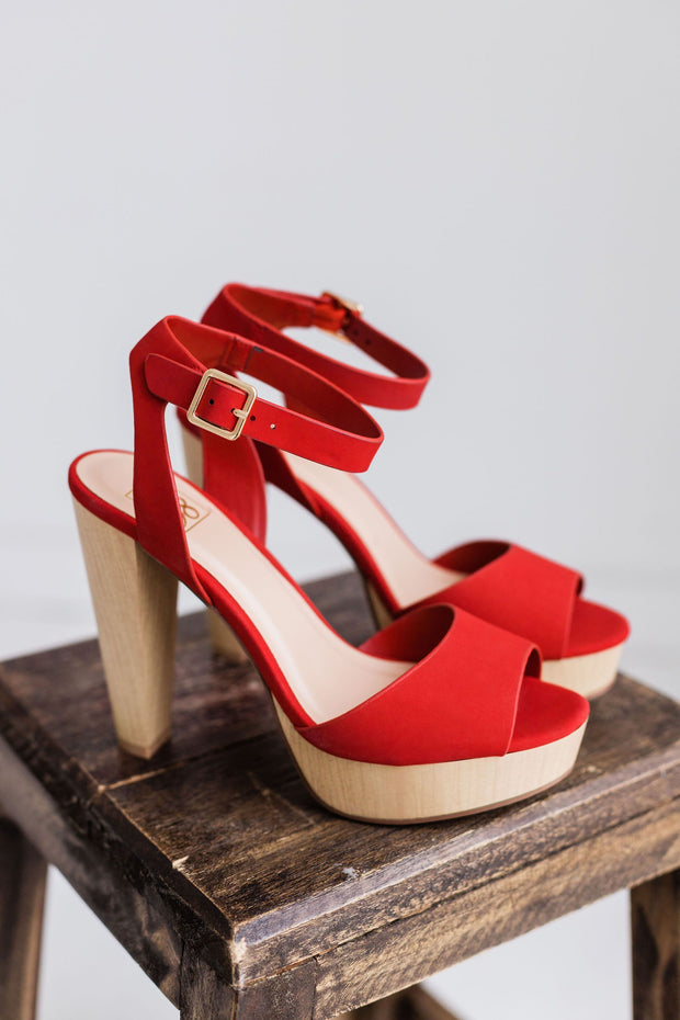 PURIFY LIPSTICK RED WOOD - FYShoes