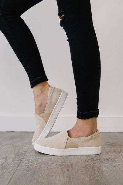 RIDGE BEIGE - FYShoes