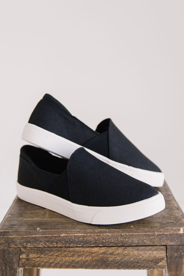 RIDGE BLACK - FYShoes