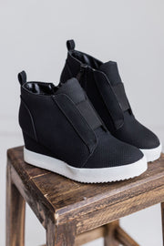 RODINA BLACK - FYShoes