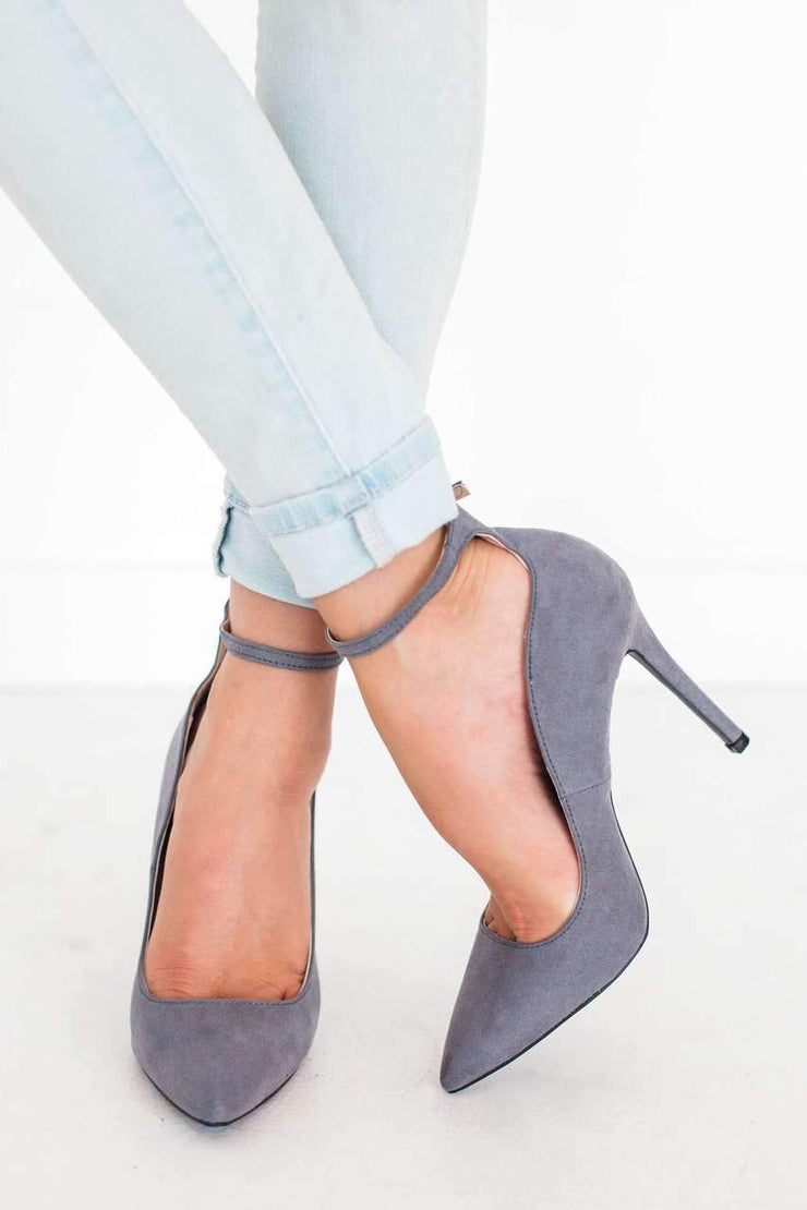 SHOW-08 GREY - FYShoes