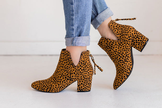 SKIPPER-11 CHEETAH LEOPARD - FYShoes