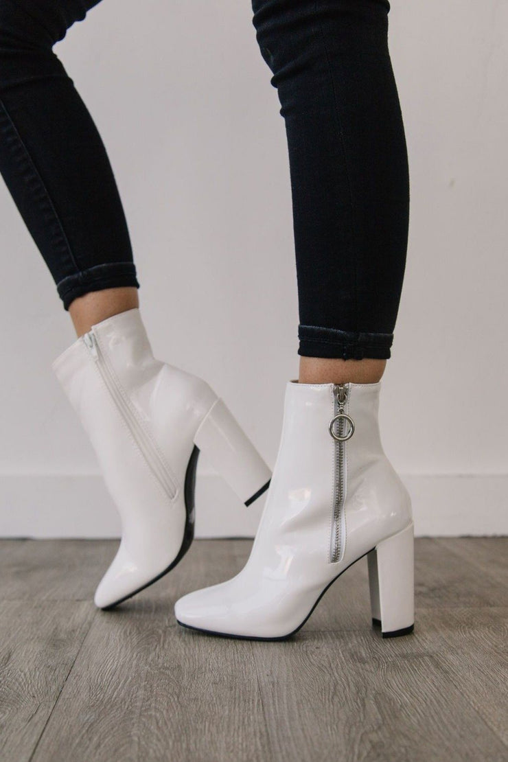 SLAY-02 WHITE - FYShoes