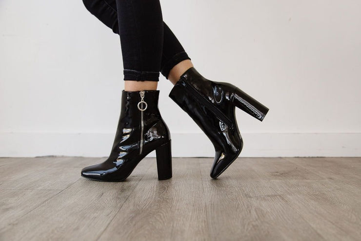 SLAY-O2 BLACK - FYShoes