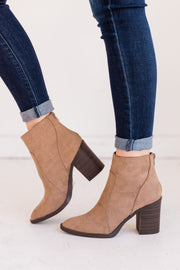 SNATCH-01 TAUPE SU - FYShoes