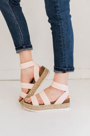 SPRING BLUSH - FYShoes
