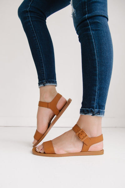 SUNBATHE-62 TAN BROWN - FYShoes