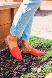 SWIRL-135 BLOOD ORANGE - FYShoes