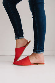 SWIRL-210 BLOOD ORANGE RED SU - FYShoes