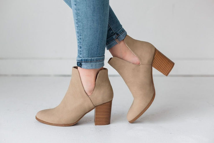 SYLAS-01 LIGHT TAUPE - FYShoes