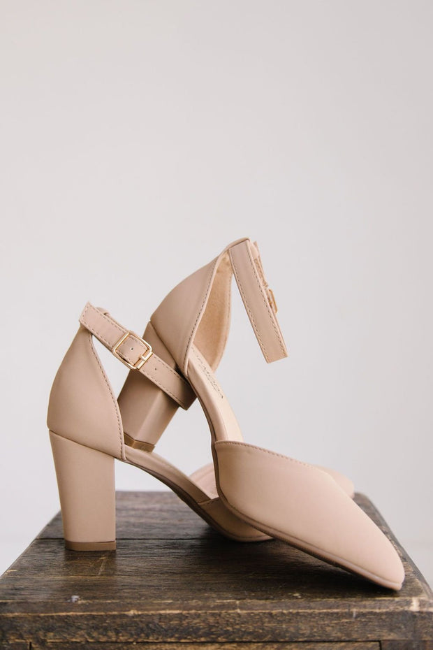 TATE-1 NUDE TAN - FYShoes