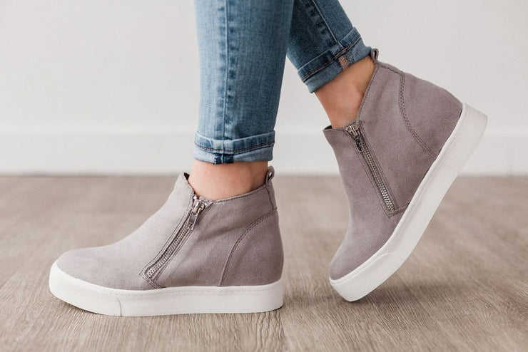 TAYLOR LIGHT GREY - FYShoes