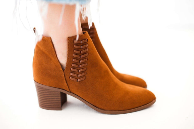 TOPANGA-10 CHESTNUT - FYShoes