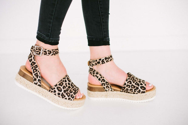 TOPIC LEOPARD - FYShoes