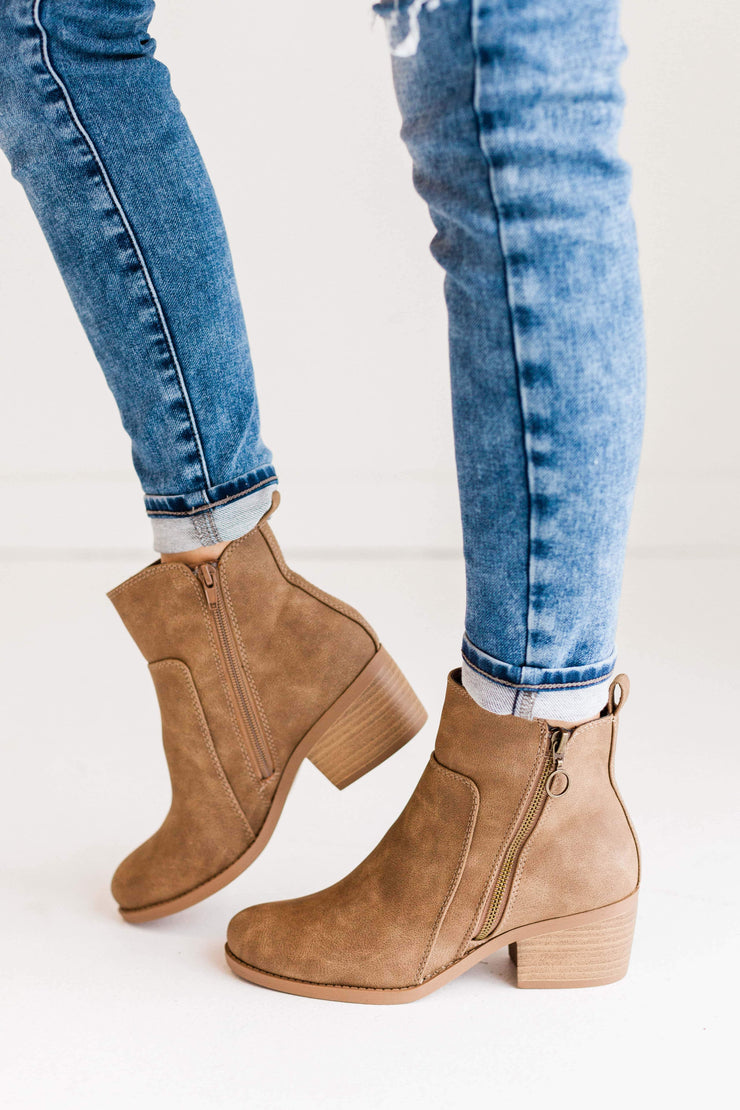 TROOP TAUPE - FYShoes