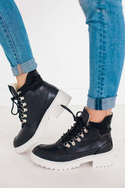 VALIANT-30 BLACK - FYShoes