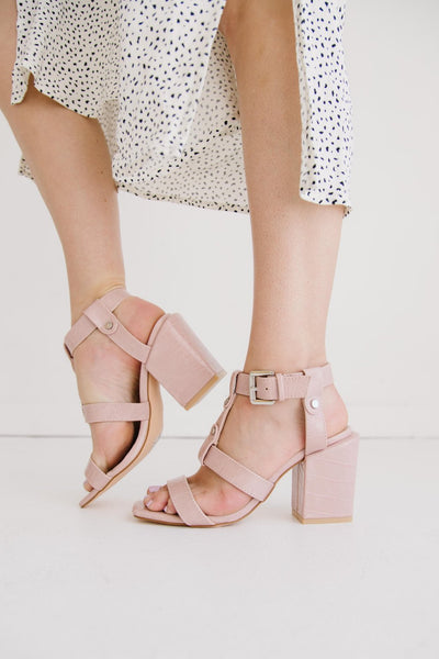 VALIN-12 PINK - FYShoes