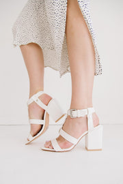 VALIN-12 WHITE - FYShoes