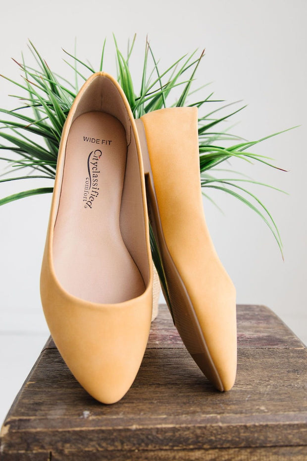W-HOLD MANGO YELLOW - FYShoes