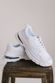 WAYLAN-01 WHITE - FYShoes