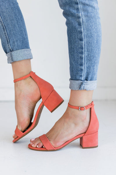 WEEKEND CORAL - FYShoes