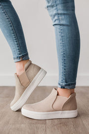 WOODS TAUPE - FYShoes